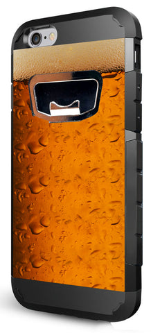 Rugged Bottle Opener iPhone 6  Case - Amber