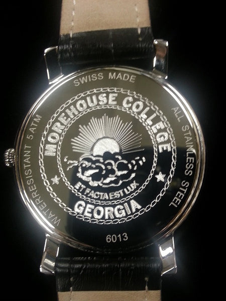 Custom back of watch