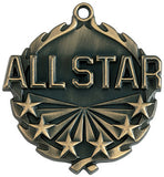 All Star Wreath Medal