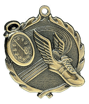 Track Wreath Medal