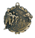 Cross Country Male Wreath Medal