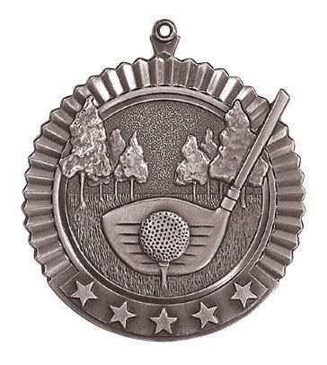 Golf Star Medal