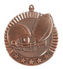 Football Star Medal