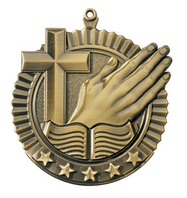 Religion Star Medal