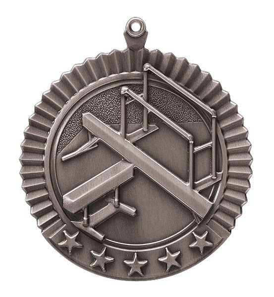 Gymnastics Female Star Medal