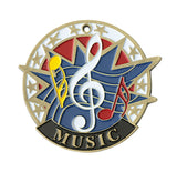 Music USA Sport Medal