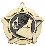 Science Super Star Medal