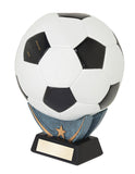 Soccer ball Holder Resin Award