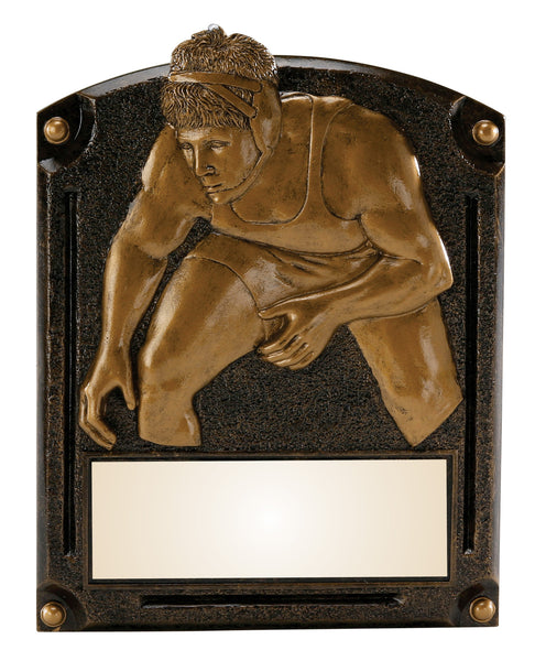 Wrestling Legends of Fame figure Award