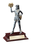 Cheer Elite Action Figure Resin Award