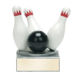 Bowling Color Tek Resin Figures