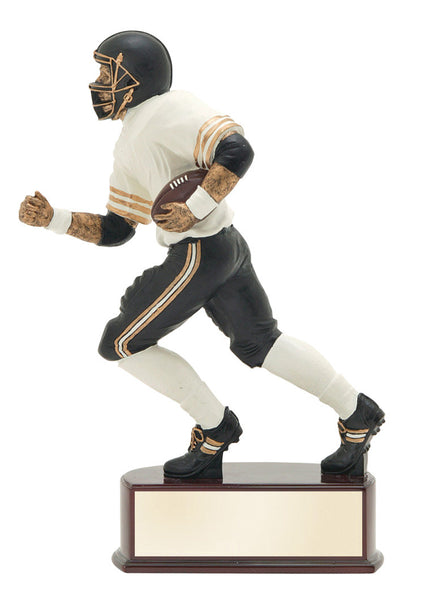Football Action Color Resin Award