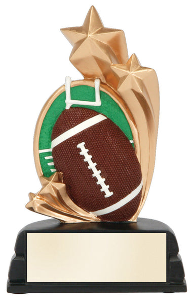 Football Resin Star Award