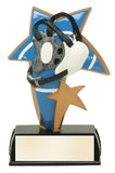 Wrestling Star Resin Figure Award