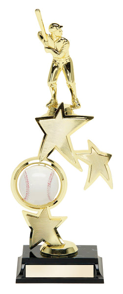 Baseball Spin Star Award