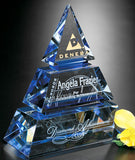 Accolade Pyramid at AcademyEngraving.com