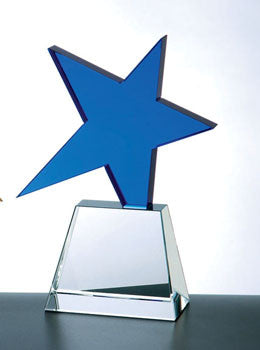 Meteor Star Award Blue