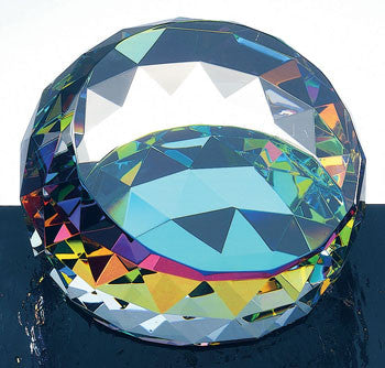 Gem- Cut Round - Color Coated