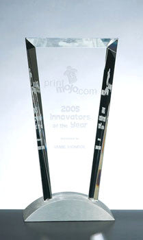 Vision Award with Aluminum Base