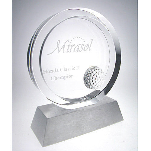 Golfer's Achievement Award