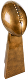 Antique Football Award Medium