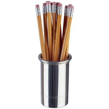 Pewter Pencil Cup