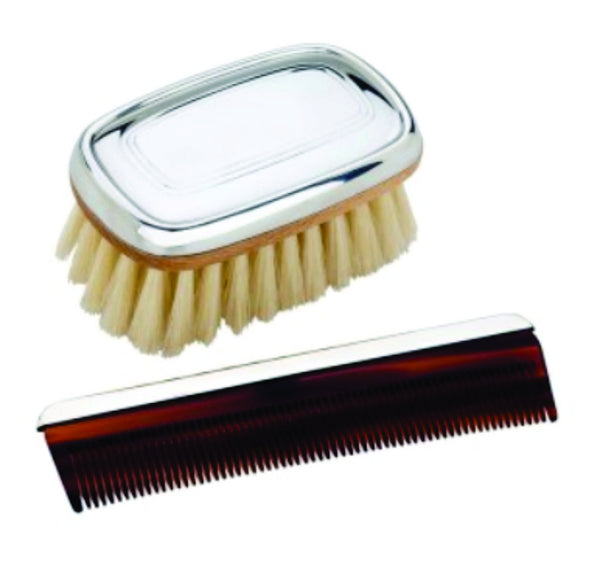 Kent Brush & Comb Set