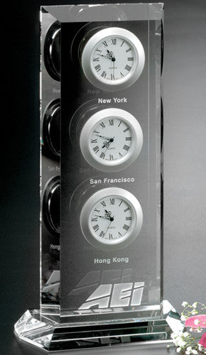 Trilogy Clock