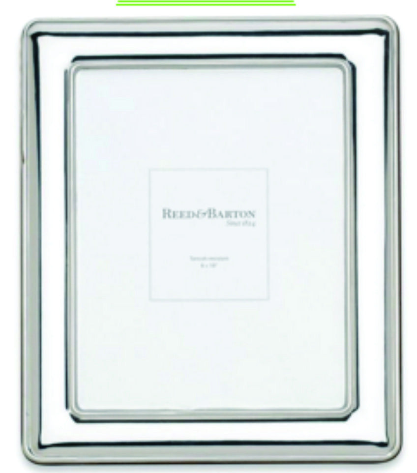 Regal Sterling Silver frame – Academy Engraving