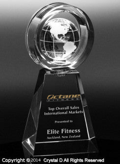 Awards In Motion® Global Ring
