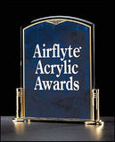 Acrylic Award Marble Design Series