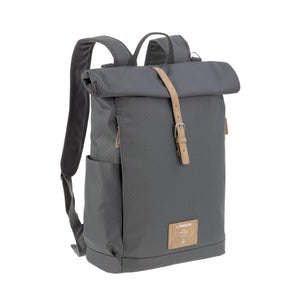 Lässig - Rolltop Backpack Diaper Bag - Anthracite