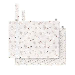 Lässig - Wet Bag 2 pcs Dots/Sheep