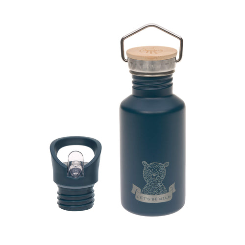 Lässig - Bottle stainless steel - Adventure Blue