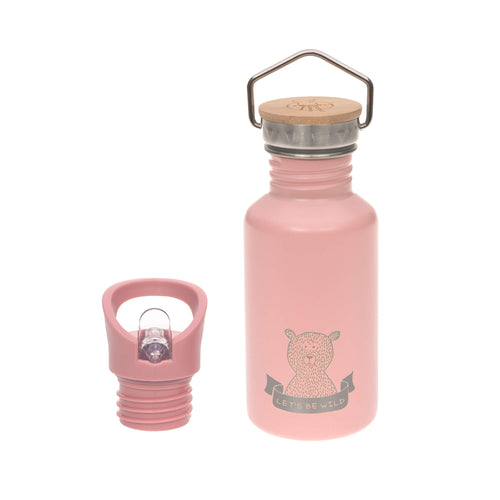 Lässig - Bottle stainless steel - Adventure Rose
