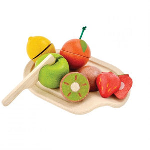PlanToys - Fruitassortiment