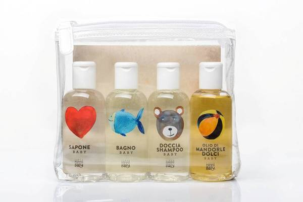 Linea Mammababy - Baby reisset (4 x 100ml)