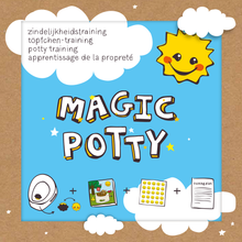 Afbeelding in Gallery-weergave laden, Magic Potty - zindelijkheidstraining
