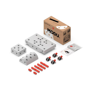 Modu - Curiosity Kit - Red