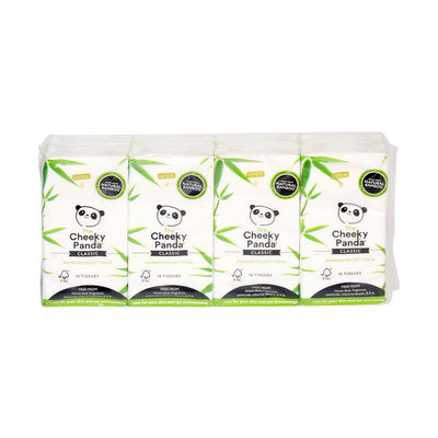 The Cheeky Panda - Zakdoekjes (8-pack)
