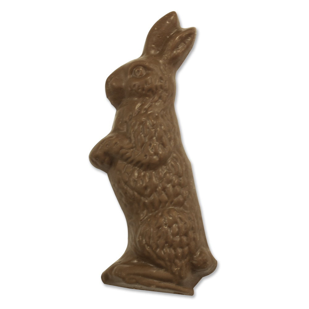 Milk Chocolate 2.5 oz. Flatback Rabbit