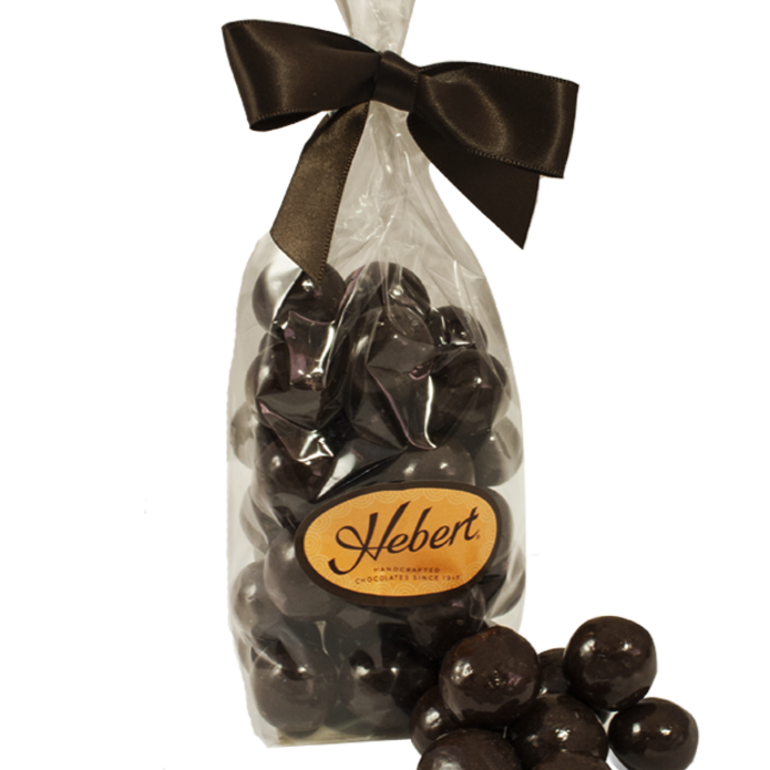 Dark Chocolate Malted Balls