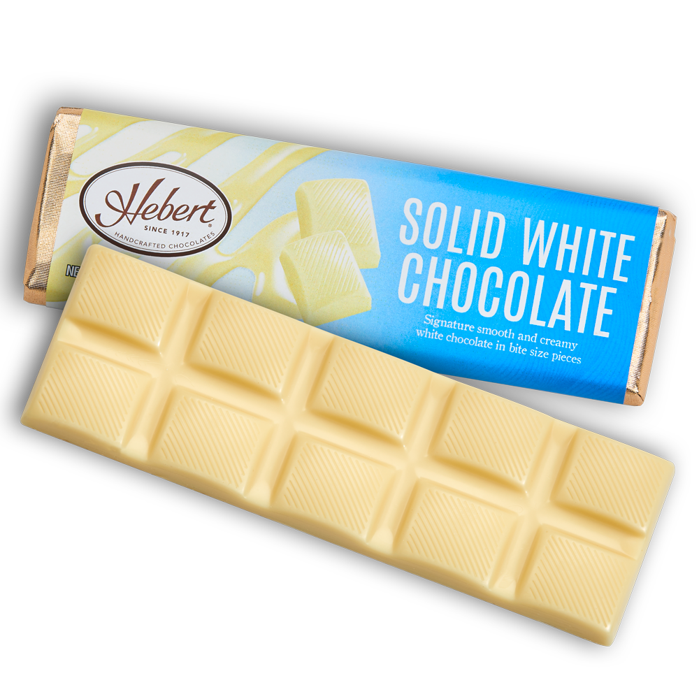 White Chocolate (2.15oz) 12 Bar Pack