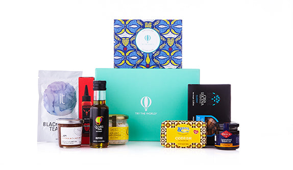 Try The World Food Subscription Box From Around The World