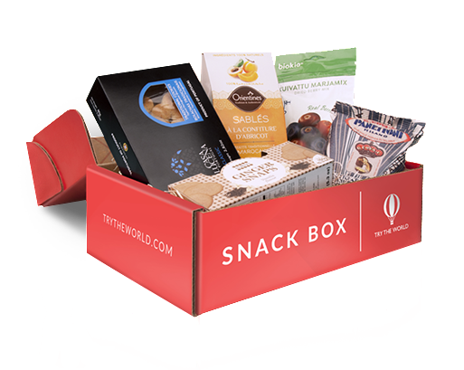Snack Box by Try The World