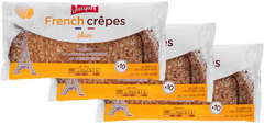 Plain French Crepes (3 packs of 10)