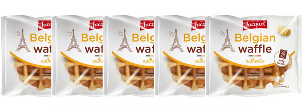 Belgian Waffles (6 pieces)