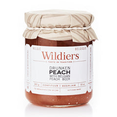 Peach Jam with Peach Beer 285g