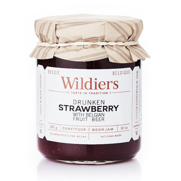 Strawberry Jam with Red Fruit Beer 285g
