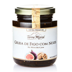 Fig Jam with Nuts